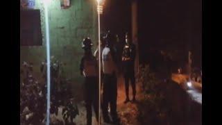 Ataque armado contra tres personas en municipio de Amatitlán